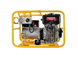 Powerlite 3 Phase 5kVA Yanmar Generator - picture6' - Click to enlarge