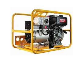 Powerlite 3 Phase 5kVA Yanmar Generator - picture7' - Click to enlarge