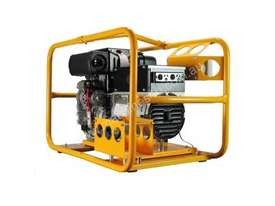 Powerlite 3 Phase 5kVA Yanmar Generator - picture8' - Click to enlarge