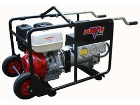 Dunlite Honda 8kVA Generator Worksite Approved - picture0' - Click to enlarge