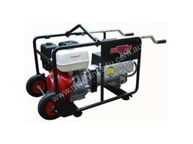 Dunlite Honda 8kVA Generator Worksite Approved - picture16' - Click to enlarge