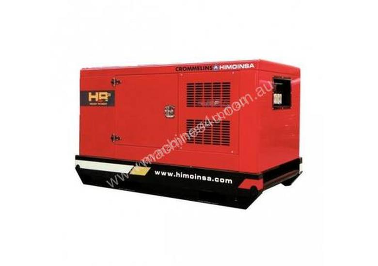 Himoinsa 60kVA Three Phase Rental Ready Diesel Generator