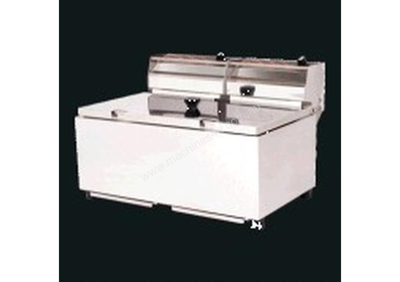 Woodson Double Basket Deep Fryer 8LT � W.FRT80
