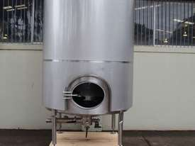 Stainless Steel Insulated Tank - picture1' - Click to enlarge