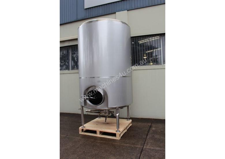 Stainless Steel Insulated Tank