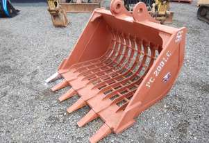 1400mm Skeleton Bucket to suit Komatsu PC200 / Vol