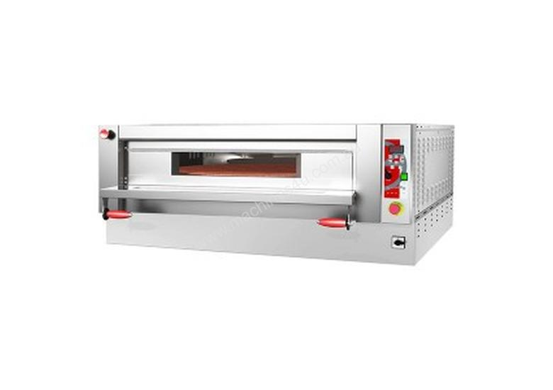 F.E.D PC147 Pyralis Circle Digital Deck Rotating Stone Sole Pizza Oven