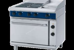 Blue Seal Evolution Series E506C - 900mm Electric Range Static Oven