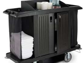 RUBBERMAID 6189 Classic Housekeeping Cart - picture0' - Click to enlarge