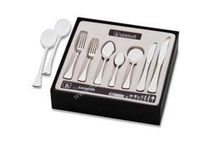 Tablekraft Concorde 58pce Cutlery Set 75700-58