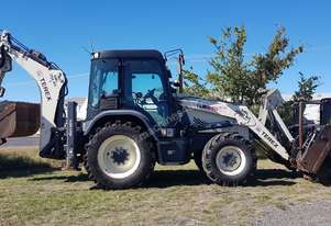 Terex TLB 840 Backhoe Loader Loader
