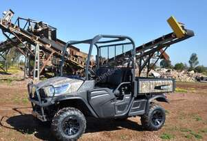 Kubota RTV-X1120DR Utility Vehicle