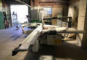 Paoloni SLIDING PANEL SAW