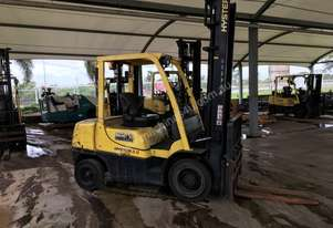 Hyster 3T Counterbalance Forklift