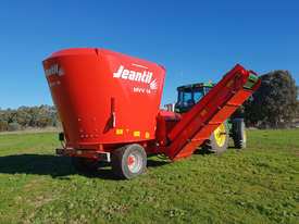 2018 JEANTIL MVV12C VERTICAL FEED MIXER + 3.0M ELEVATOR (12.0M3) - picture2' - Click to enlarge