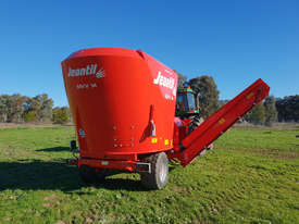 2018 JEANTIL MVV12C VERTICAL FEED MIXER + 3.0M ELEVATOR (12.0M3) - picture6' - Click to enlarge