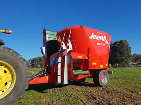 2018 JEANTIL MVV12C VERTICAL FEED MIXER + 3.0M ELEVATOR (12.0M3) - picture7' - Click to enlarge