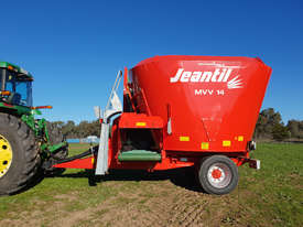 2018 JEANTIL MVV12C VERTICAL FEED MIXER + 3.0M ELEVATOR (12.0M3) - picture8' - Click to enlarge