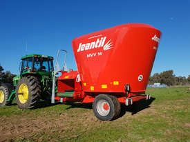 2018 JEANTIL MVV12C VERTICAL FEED MIXER + 3.0M ELEVATOR (12.0M3) - picture9' - Click to enlarge