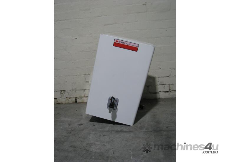 Used Crown Hot Water Boiler Unit System 100 Cups Commercial Hot ...