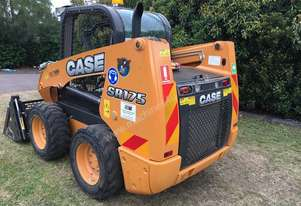 Case 2016   SR175 SKID STEER