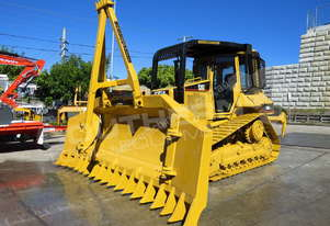 Caterpillar D5N XL Bulldozer Stick Rake & Tree Spear DOZCATM
