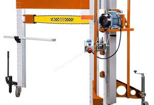 Logosol WOOD STACK CUTTER MACHINE