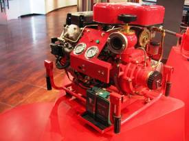 22HP Fire Fighting Diesel Water Pump Electric Start with hoses and fittings - picture2' - Click to enlarge