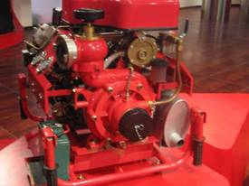 22HP Fire Fighting Diesel Water Pump Electric Start with hoses and fittings - picture4' - Click to enlarge