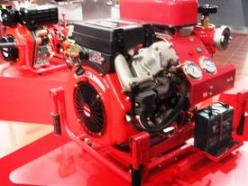 22HP Fire Fighting Diesel Water Pump Electric Start with hoses and fittings - picture6' - Click to enlarge