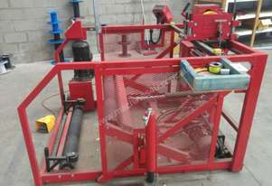 Cable Winder/ Measuring Machine ( cable cutting machine)