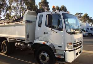 Fuso   Fighter Tipper Truck