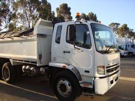 Fuso Fighter Tipper Truck - picture0' - Click to enlarge