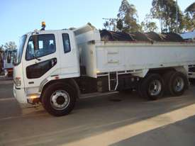 Fuso Fighter Tipper Truck - picture2' - Click to enlarge