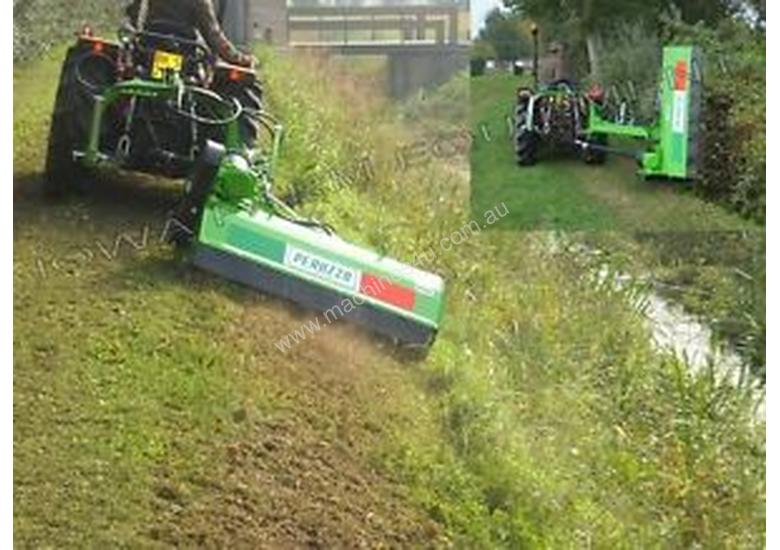 New Peruzzo ELK CROSS 1600 REACH FLAIL Drum/Flail Mowers in
