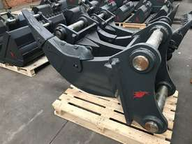Roo Attachments Ripper to suit 30-35 ton Excavator - picture1' - Click to enlarge