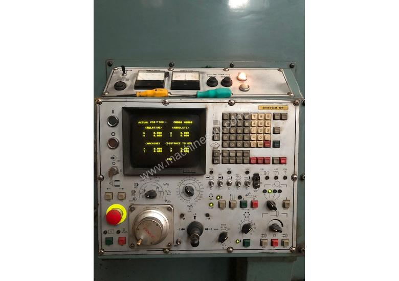 Mori Seiki SL-7 CNC Lathes 910 mm Swing (2) to choose from  Extremely robust and reliable machines