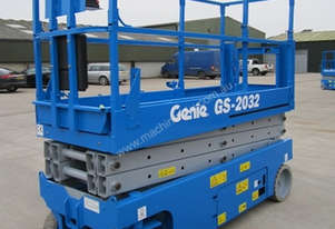 NEW GENIE 20FT ELECTRIC SCISSOR LIFT