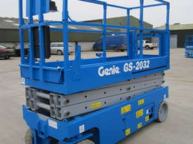 NEW GENIE 20FT ELECTRIC SCISSOR LIFT - picture0' - Click to enlarge