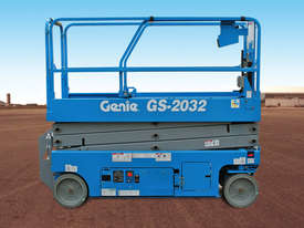 NEW GENIE 20FT ELECTRIC SCISSOR LIFT - picture2' - Click to enlarge