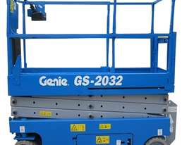 NEW GENIE 20FT ELECTRIC SCISSOR LIFT - picture3' - Click to enlarge