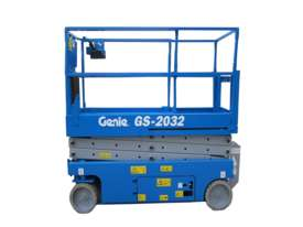 NEW GENIE 20FT ELECTRIC SCISSOR LIFT - picture4' - Click to enlarge