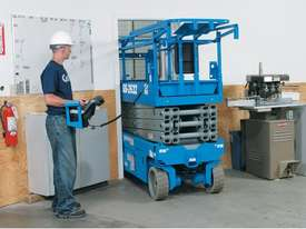 NEW GENIE 20FT ELECTRIC SCISSOR LIFT - picture5' - Click to enlarge
