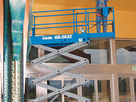 NEW GENIE 20FT ELECTRIC SCISSOR LIFT - picture6' - Click to enlarge
