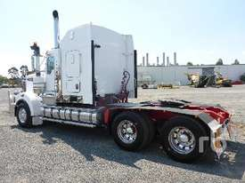KENWORTH T909 Prime Mover (T/A) - picture3' - Click to enlarge