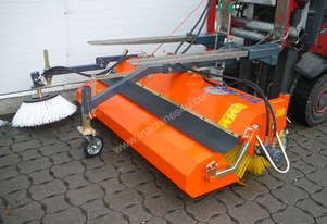 Tuchel Eco Road Sweeper Broom for Mini Loaders
