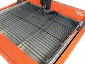 SWIFTY 1250 XP Compact CNC Plasma Cutting Table Water Tray System, Hypertherm Powermax 45XP Cuts up  - picture16' - Click to enlarge