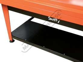 SWIFTY 1250 XP Compact CNC Plasma Cutting Table Water Tray System, Hypertherm Powermax 45XP Cuts up  - picture20' - Click to enlarge