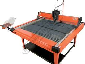 SWIFTY 1250 XP Compact CNC Plasma Cutting Table Water Tray System, Hypertherm Powermax 45XP Cuts up  - picture6' - Click to enlarge
