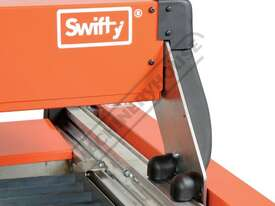 SWIFTY 1250 XP Compact CNC Plasma Cutting Table Water Tray System, Hypertherm Powermax 45XP Cuts up  - picture14' - Click to enlarge